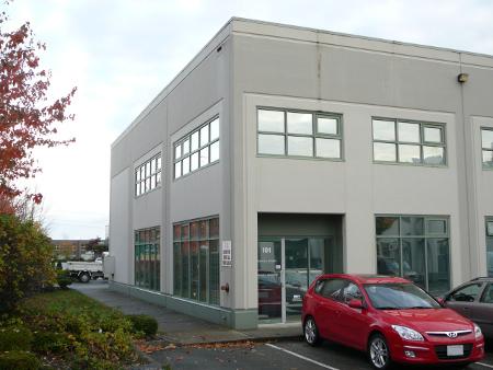 FRRCT HQ in Delta, BC, Canada